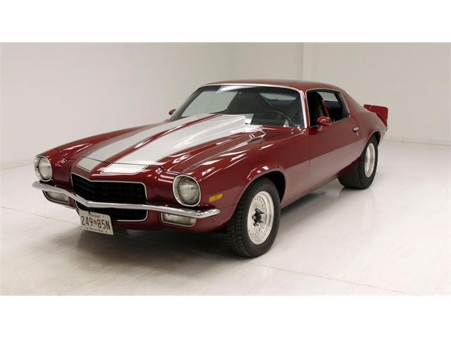 1970 Chevrolet Camaro (CC-1303431) for sale in Morgantown, Pennsylvania