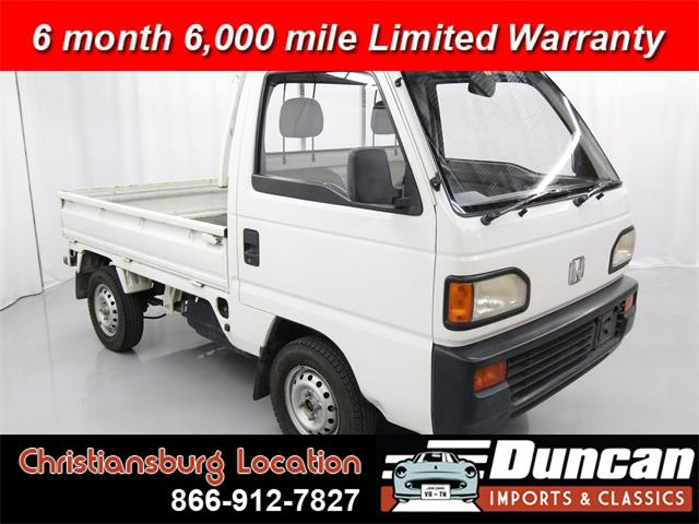 1992 Honda Acty (CC-1303433) for sale in Christiansburg, Virginia