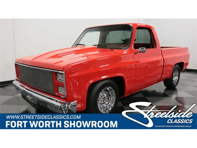 1986 Chevrolet C10 (CC-1303436) for sale in Ft Worth, Texas