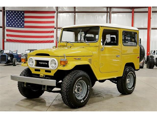 1976 Toyota Land Cruiser FJ (CC-1303437) for sale in Kentwood, Michigan