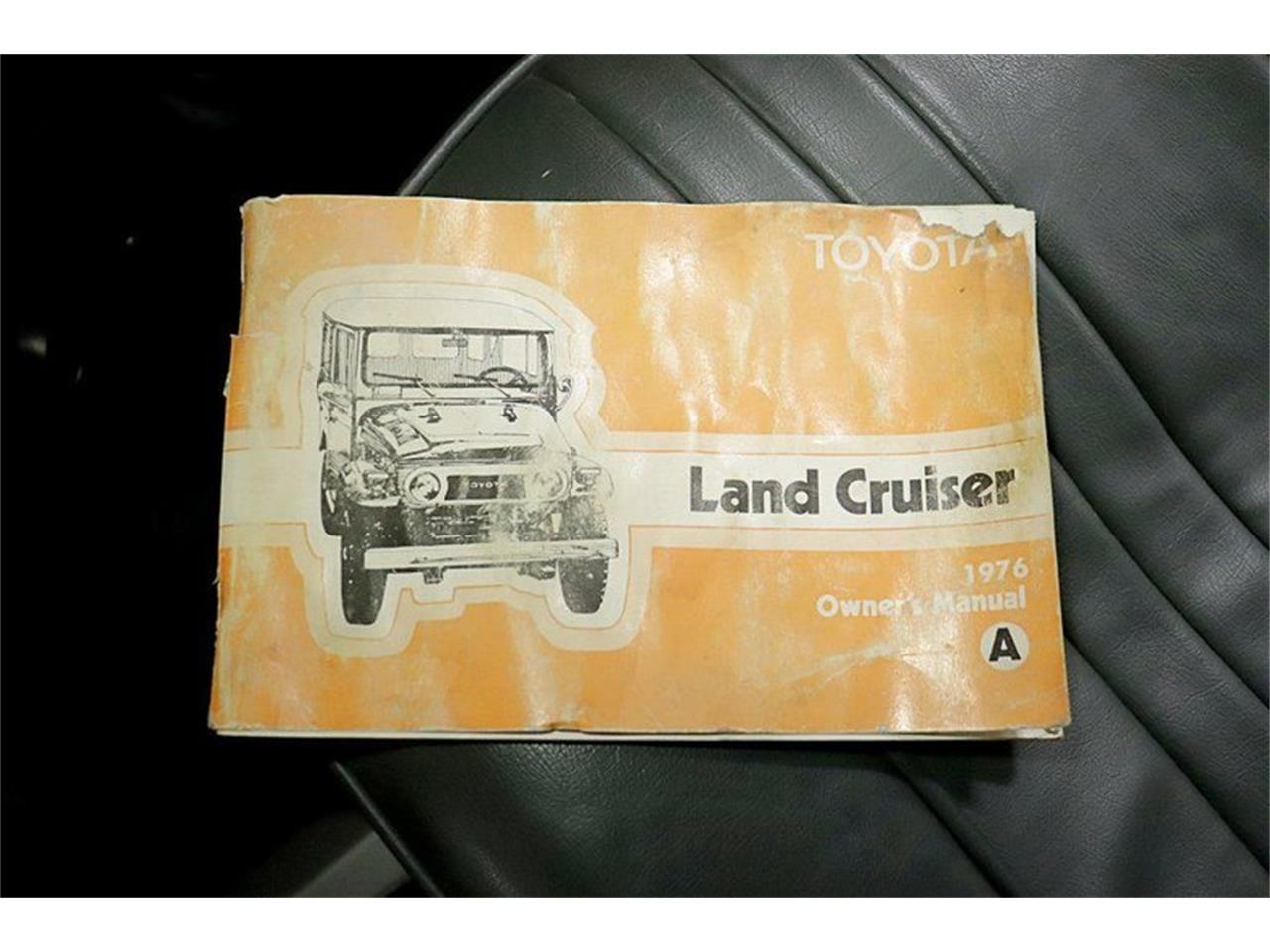 1976 Toyota Land Cruiser FJ (CC-1303437) for sale in Kentwood, Michigan