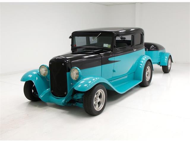 1930 Ford Victoria