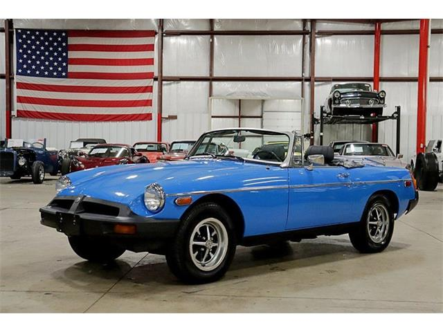 1979 MG MGB (CC-1303455) for sale in Kentwood, Michigan