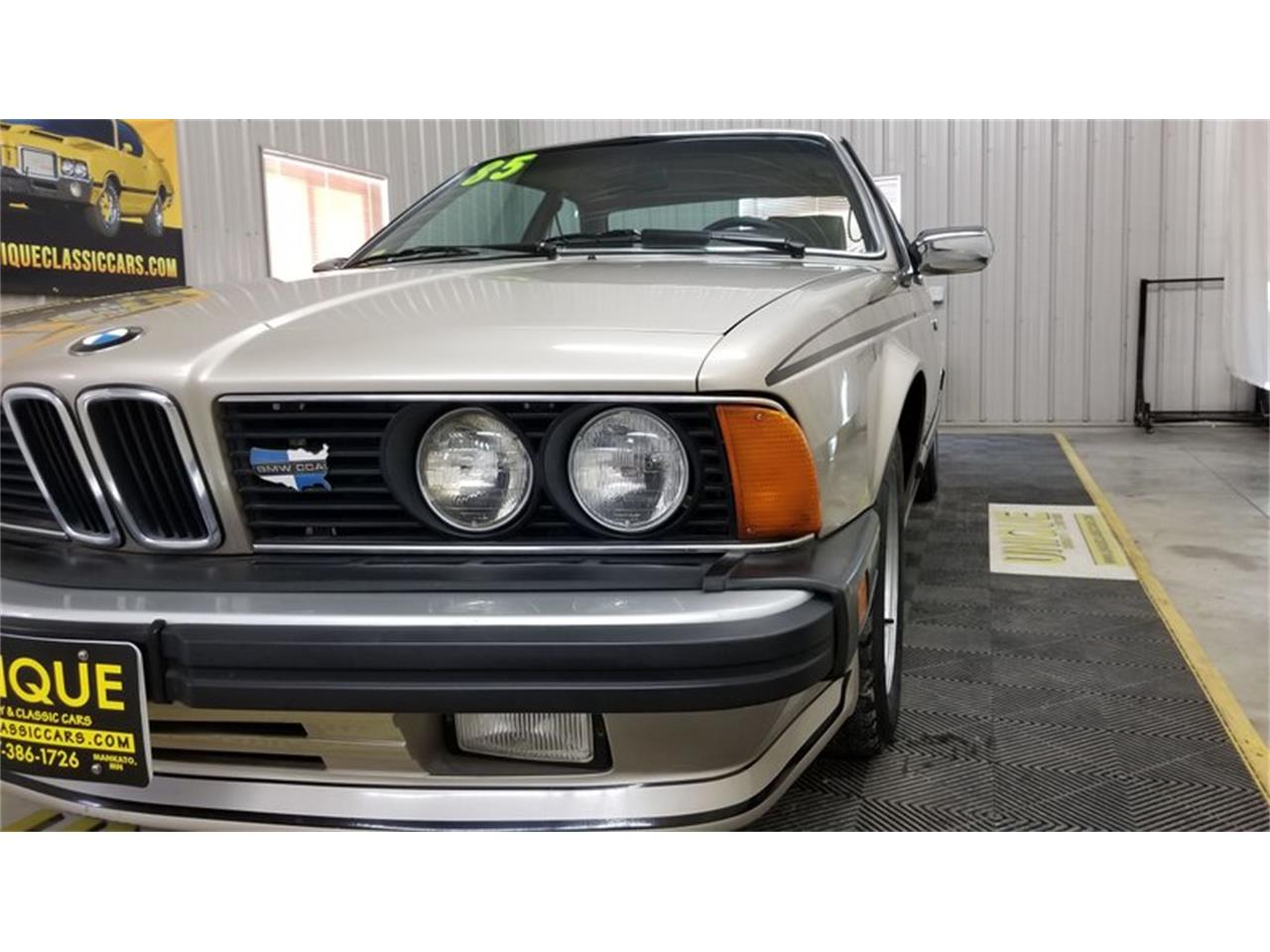 1985 BMW 635csi (CC-1303462) for sale in Mankato, Minnesota