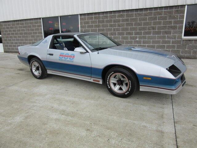 1982 Chevrolet Camaro (CC-1300347) for sale in Greenwood, Indiana