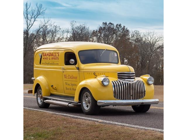 1947 Chevrolet Panel Truck (CC-1303470) for sale in St. Louis, Missouri