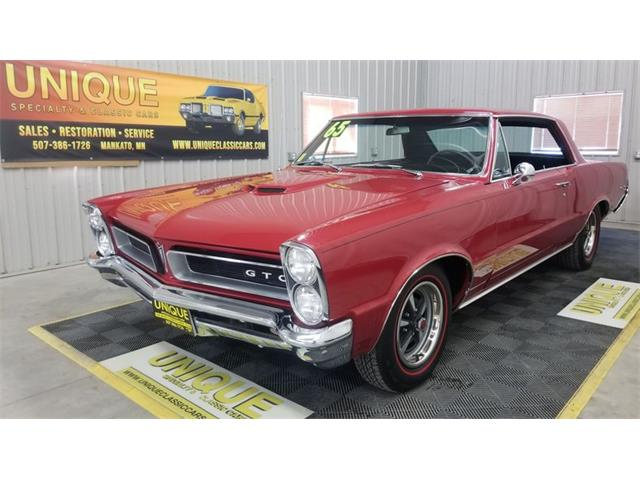 1965 Pontiac GTO (CC-1303471) for sale in Mankato, Minnesota