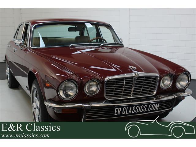 1974 Jaguar XJ6 (CC-1303474) for sale in Waalwijk, Noord-Brabant