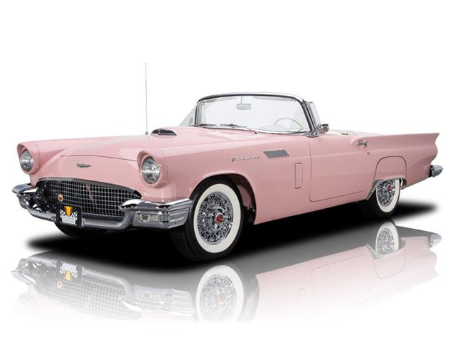 1957 Ford Thunderbird (CC-1303477) for sale in Charlotte, North Carolina