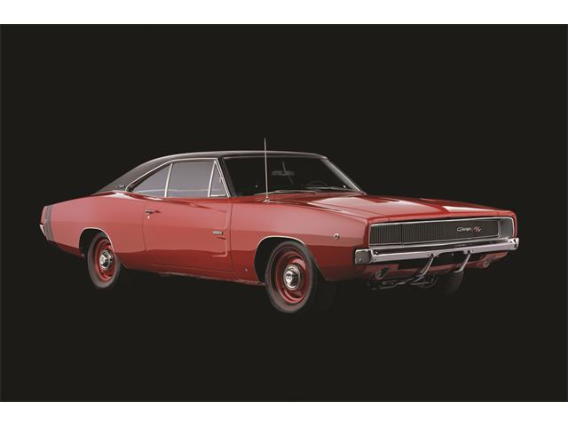1968 Dodge Charger R/T (CC-1303492) for sale in Scottsdale, Arizona