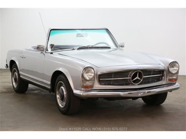 1967 Mercedes-Benz 230SL (CC-1303507) for sale in Beverly Hills, California