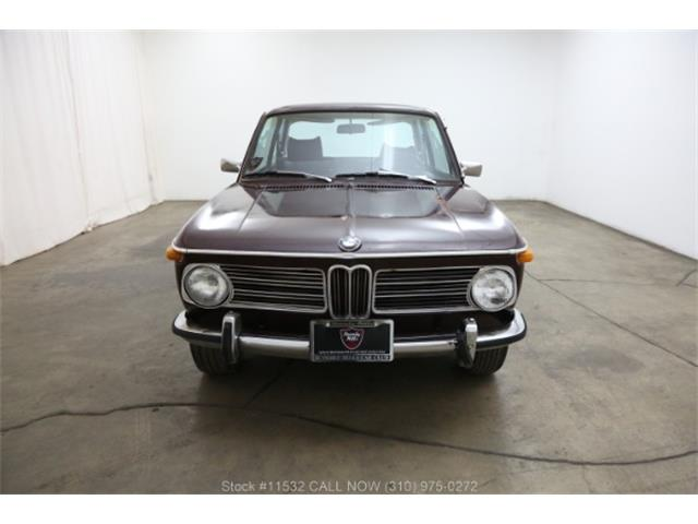 1972 BMW 2002TII (CC-1303509) for sale in Beverly Hills, California