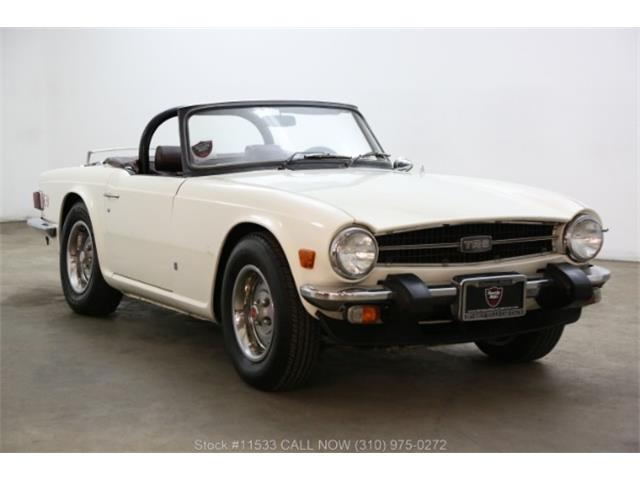 1975 Triumph TR6 (CC-1303511) for sale in Beverly Hills, California