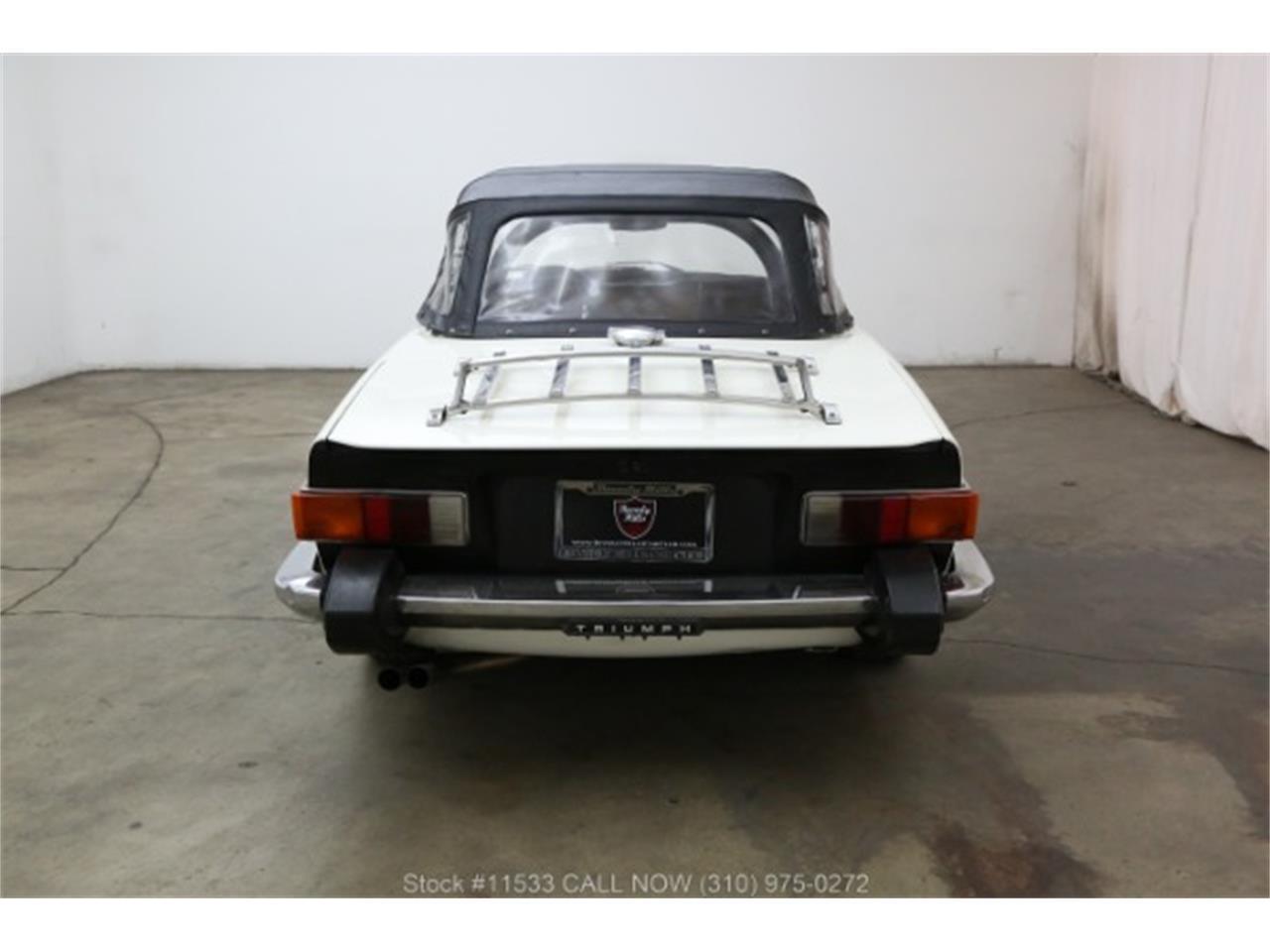 1975 Triumph TR6 (CC-1303511) for sale in Beverly Hills, California