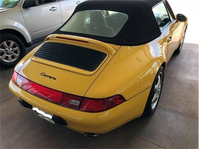 1996 Porsche 993 (CC-1303515) for sale in Beverly Hills, California