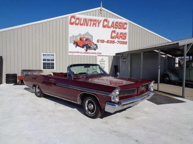 1963 Pontiac Bonneville (CC-1303526) for sale in Staunton, Illinois