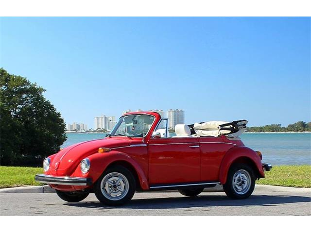 1979 Volkswagen Beetle (CC-1303542) for sale in Clearwater, Florida