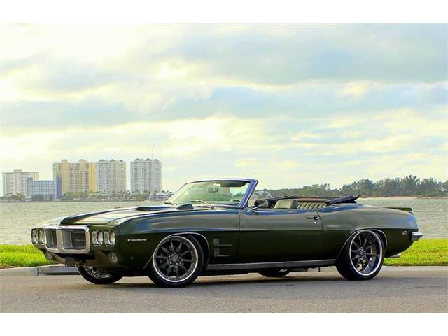 1969 Pontiac Firebird (CC-1303543) for sale in Clearwater, Florida