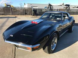 1972 Chevrolet Corvette (CC-1303545) for sale in Cadillac, Michigan