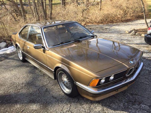 1981 BMW 635csi (CC-1303546) for sale in Cadillac, Michigan