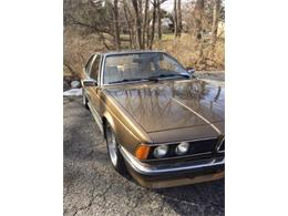 1981 BMW 635csi (CC-1303546) for sale in Cadillac, Michigan