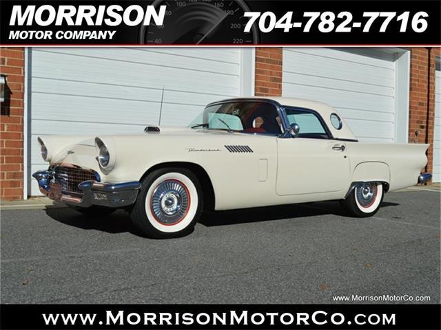1957 Ford Thunderbird (CC-1303548) for sale in Concord, North Carolina