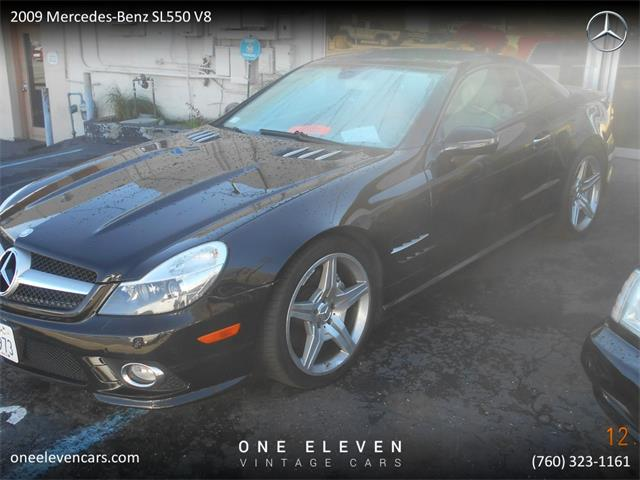 2009 Mercedes-Benz SL-Class (CC-1300355) for sale in Palm Springs, California