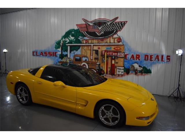 2004 Chevrolet Corvette (CC-1303555) for sale in Cadillac, Michigan