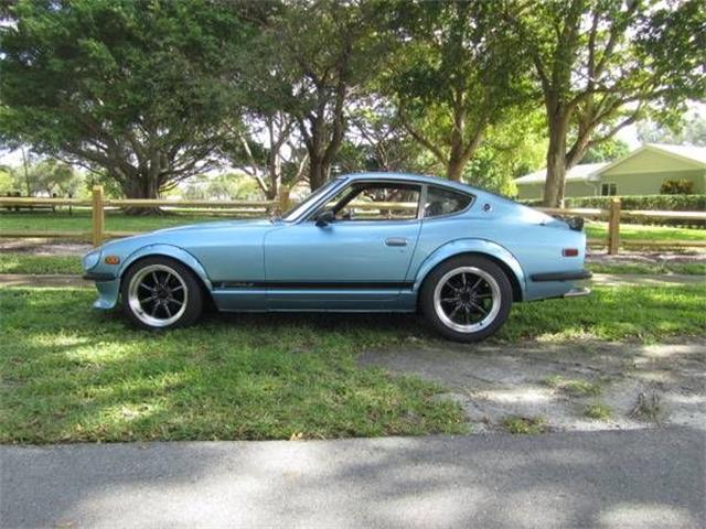 1977 Datsun 280Z (CC-1303558) for sale in Cadillac, Michigan