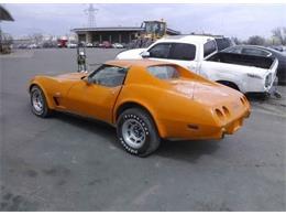 1977 Chevrolet Corvette (CC-1303560) for sale in Cadillac, Michigan