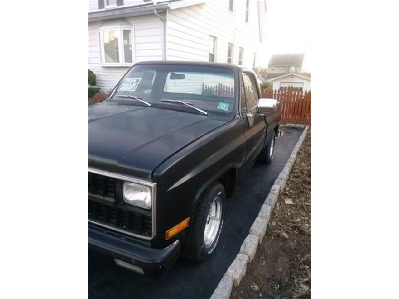 1981 Chevrolet C10 (CC-1303562) for sale in Cadillac, Michigan
