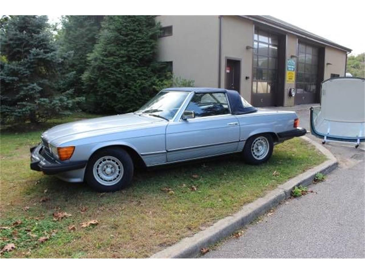 for sale 1981 mercedes-benz 380sl in cadillac, michigan cars - cadillac, mi at geebo