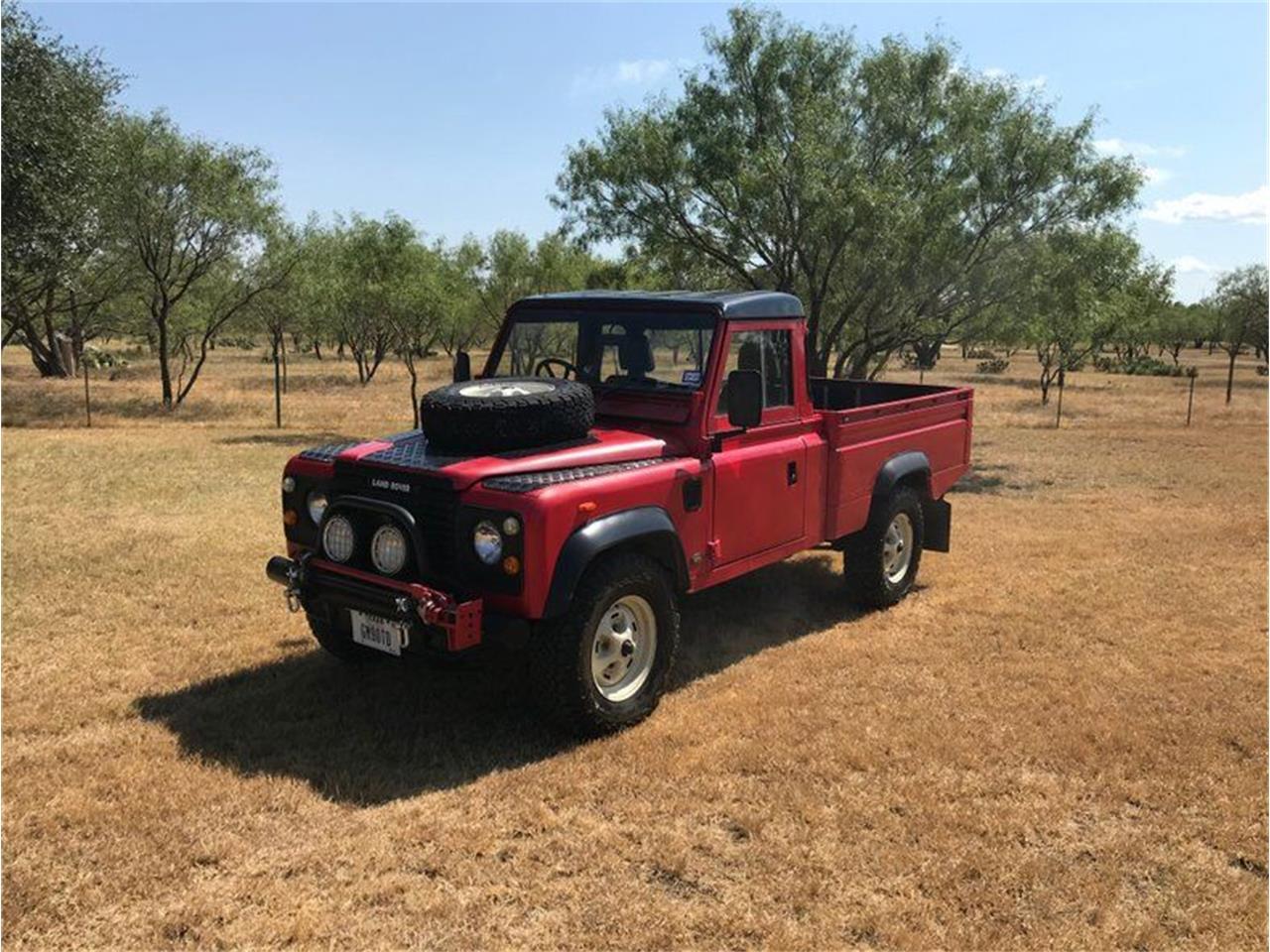 1987 Land Rover Defender (CC-1303566) for sale in Fredericksburg, Texas