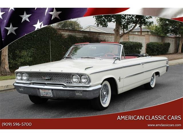 1963 Ford Galaxie 500 (CC-1303569) for sale in La Verne, California