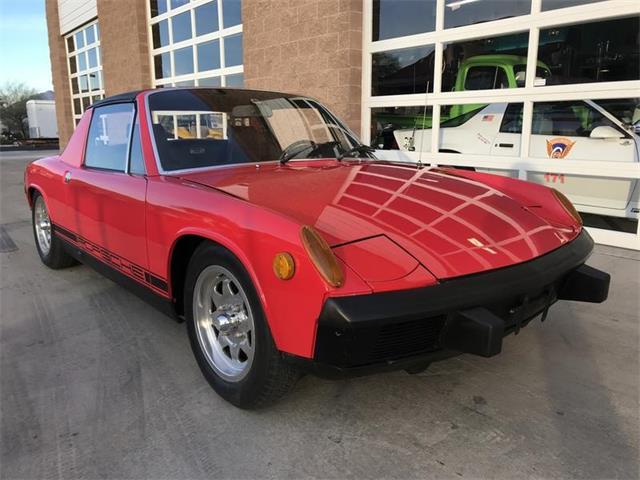 1973 Porsche 914 (CC-1303587) for sale in Henderson, Nevada