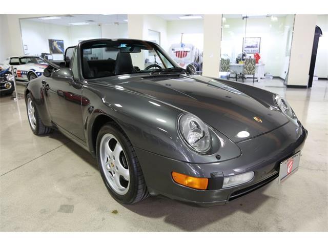 1997 Porsche 911 (CC-1300036) for sale in Chatsworth, California