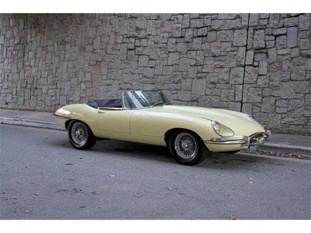 1967 Jaguar E-Type (CC-1303600) for sale in Atlanta, Georgia