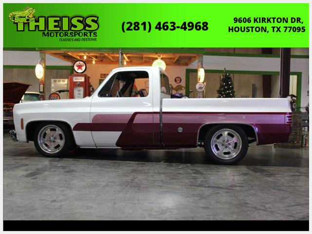 1978 Chevrolet C/K 10 (CC-1303603) for sale in Houston, Texas