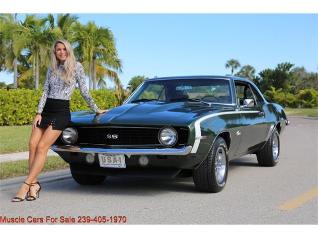 1969 Chevrolet Camaro (CC-1303627) for sale in Fort Myers, Florida