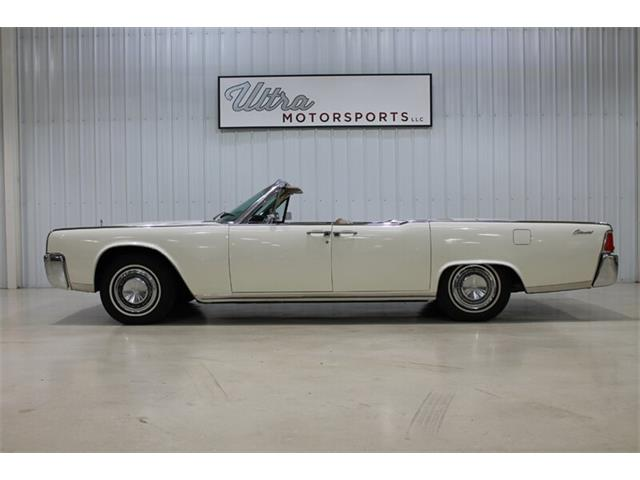 1964 Lincoln Continental (CC-1303634) for sale in Fort Wayne, Indiana