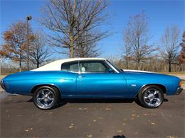 1972 Chevrolet Chevelle SS (CC-1303642) for sale in Paris , Kentucky