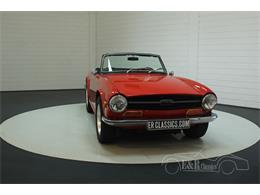 1970 Triumph TR6 (CC-1303644) for sale in Waalwijk, Noord-Brabant