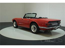 1970 Triumph TR6 (CC-1303644) for sale in Waalwijk, Noord-Brabant
