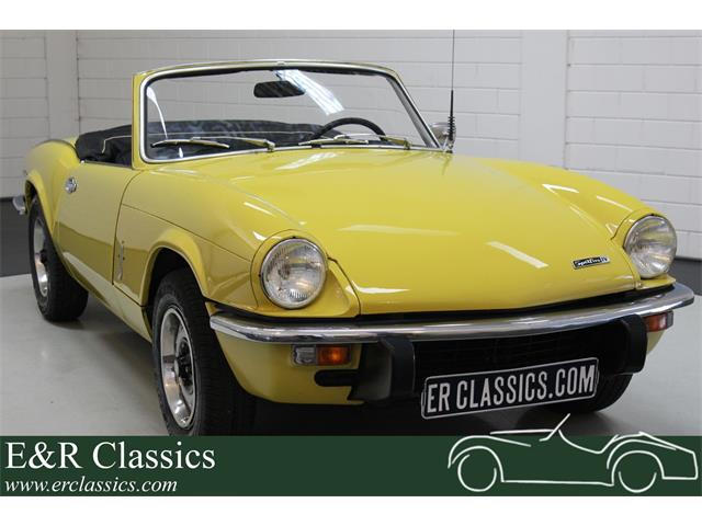1974 Triumph Spitfire (CC-1303647) for sale in Waalwijk, Noord-Brabant