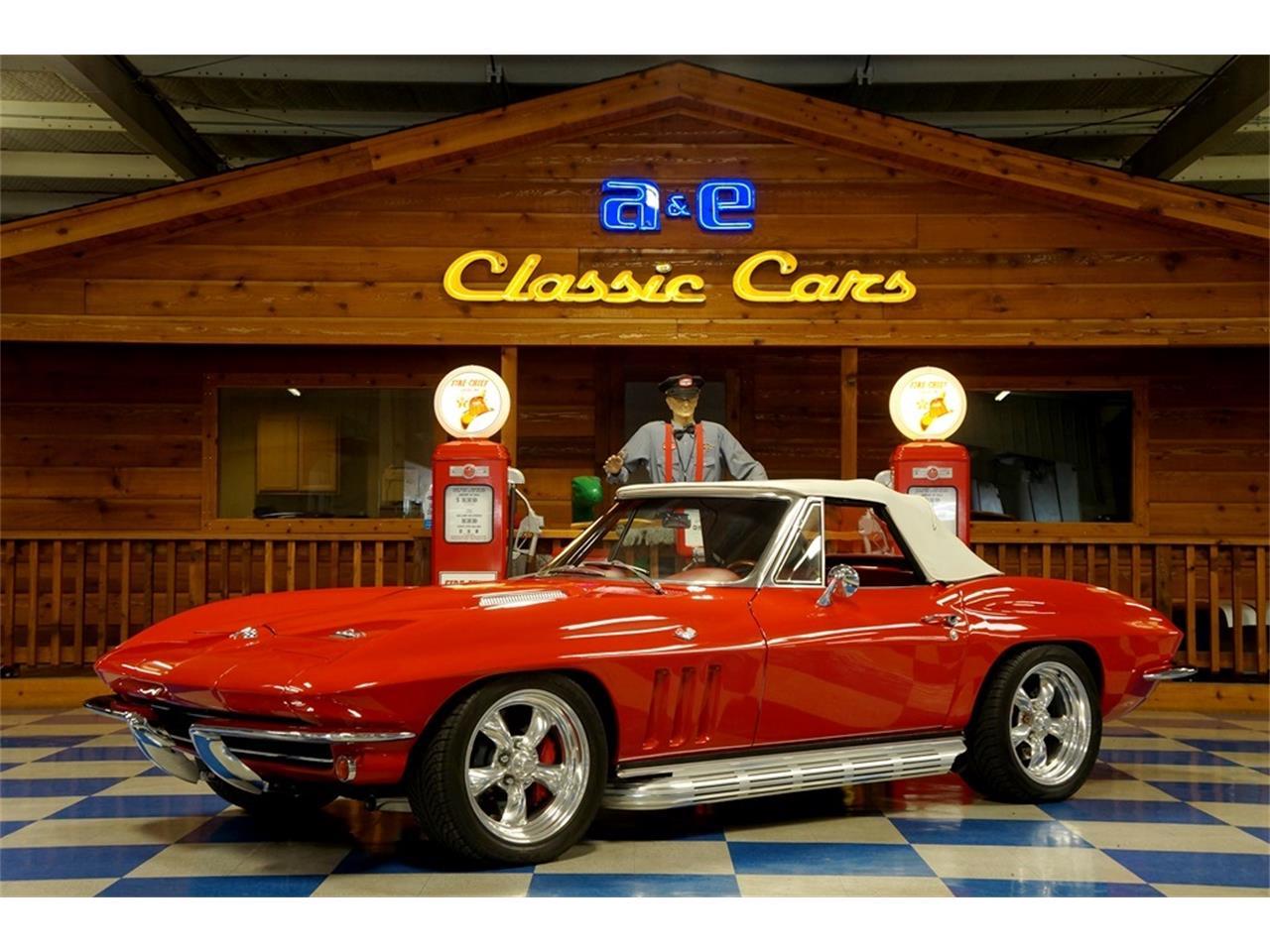 1966 Chevrolet Corvette (CC-1303649) for sale in New Braunfels, Texas