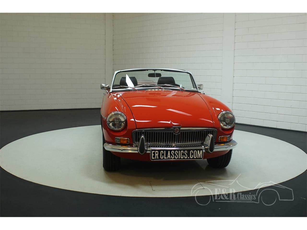 1977 MG MGB (CC-1303651) for sale in Waalwijk, Noord-Brabant