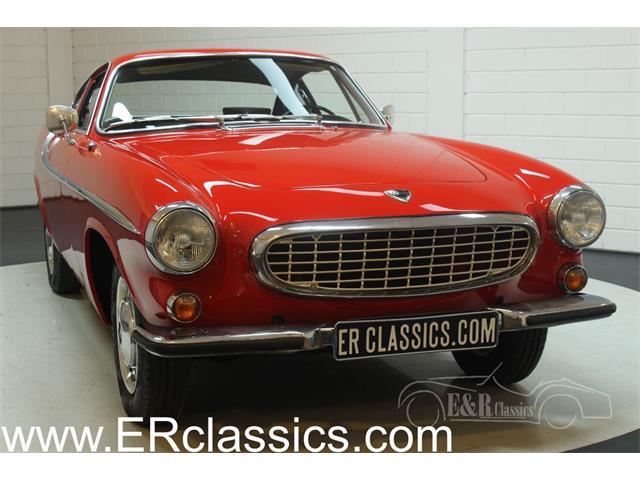1966 Volvo P1800S (CC-1303657) for sale in Waalwijk, Noord-Brabant