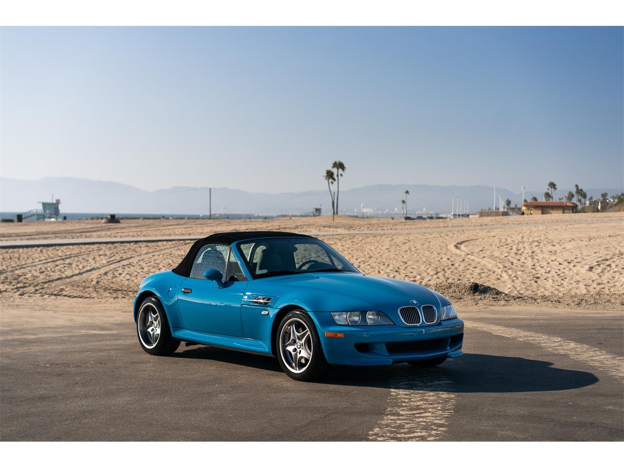 2002 BMW M Roadster (CC-1303662) for sale in Los Angelas, California