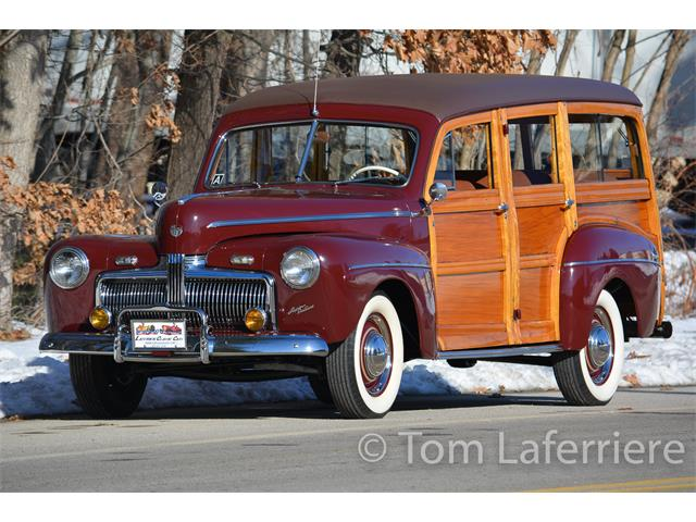 1942 Ford Super Deluxe (CC-1303666) for sale in Smithfield, Rhode Island