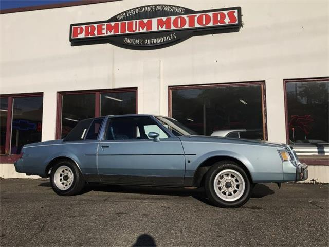 1987 Buick Regal (CC-1300367) for sale in Tocoma, Washington